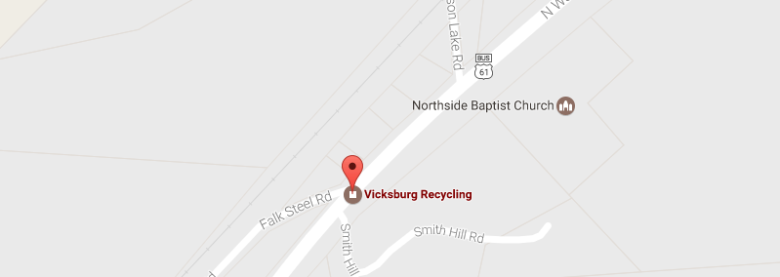 vicksburg recycling